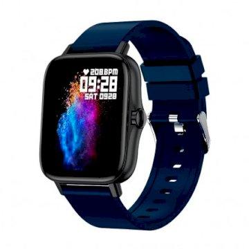 Smartwatch avec appels MODERN Calls & Sports noir/bleu* DCU 34157065 *