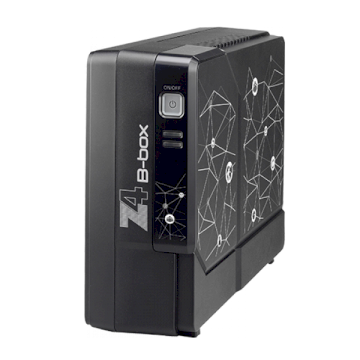 Onduleur Z4 B-Box EX 700 700VA -3  prises FR  Ondulées *Infosec 66078 *