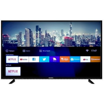 TV GRUNDIG BRUN 55 GDU 7500 B Smart TV 4K LED UHD 55