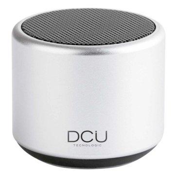 Mini haut-parleur Bluetooth 3W argent  * DCU 34156005 *