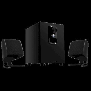 SoundPhonic 2.1 LED Kompact Bluetooth - 12W RMS * Advance SP-256 *